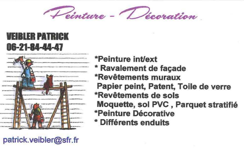 Peinture Decoration Revetements Muraux Et Sols Ravalement De Facade